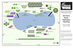 Farm Pond Pollinator Planting Plan