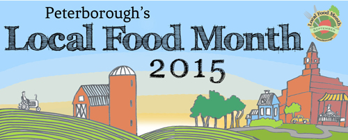 Local Food Month Peterborough