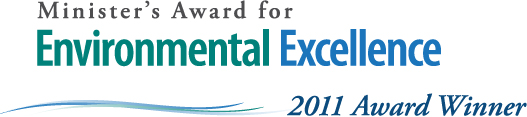Minister's Award for Environmental Excellence