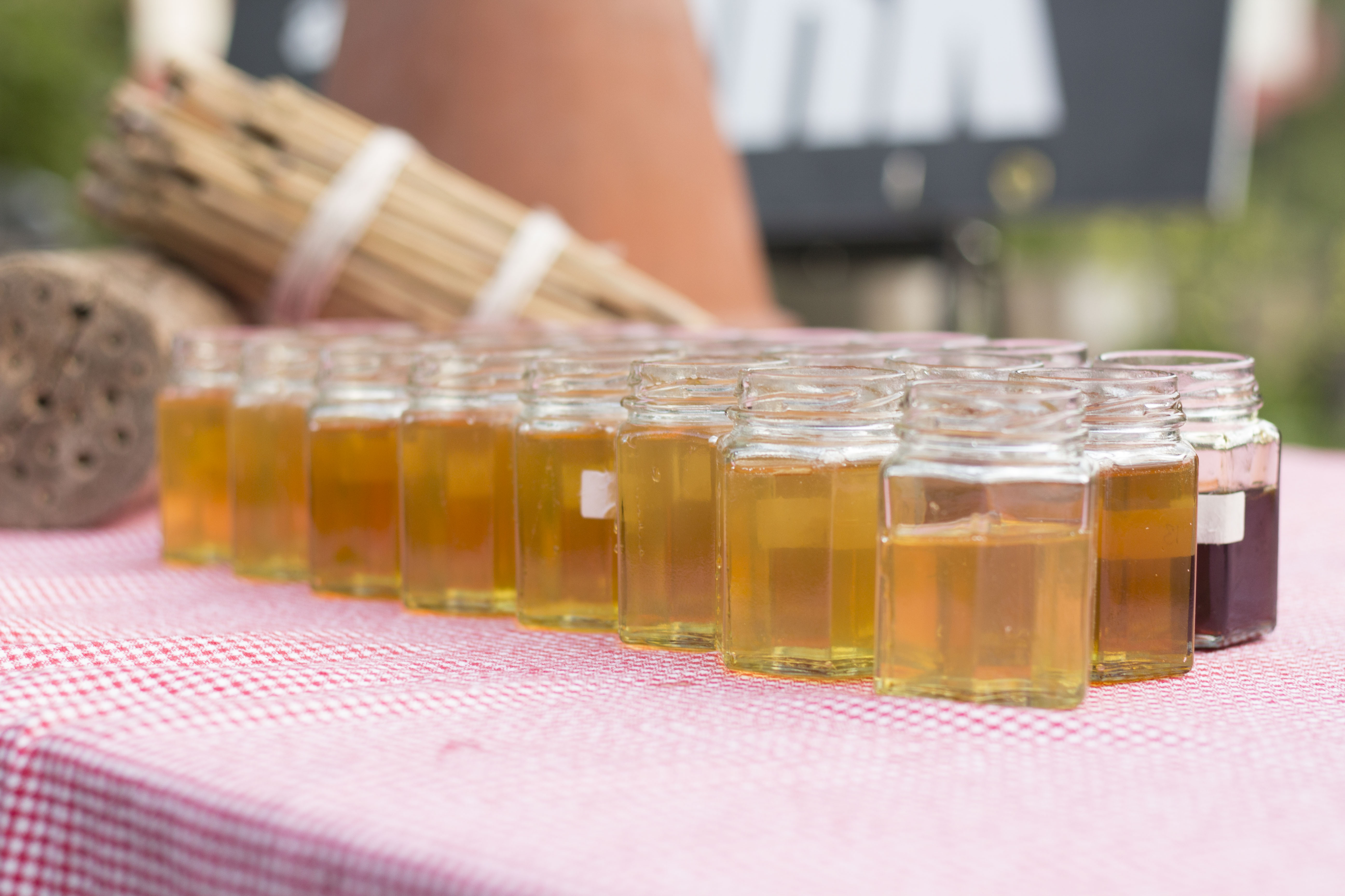 photo of honey